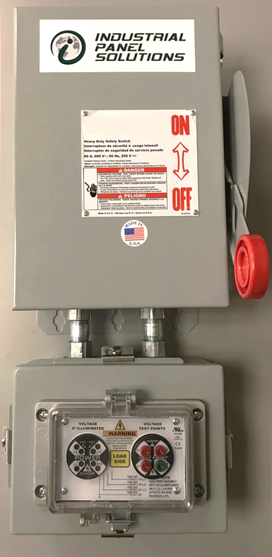 Safety Disconnect Panel by IPS