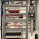 Case Packer Panel Controls